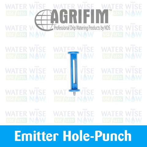 Agrifim Emitter Hole Punch - Water Wise Now