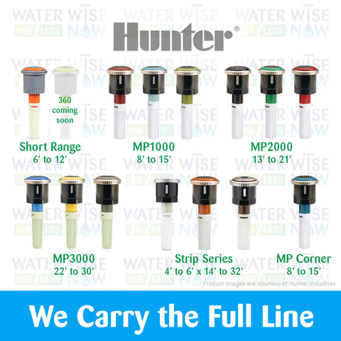 Hunter MP Rotators - Water Wise Now
