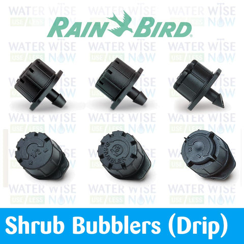 Rain Bird Xeri-Bubblers for Shrubs on Drip Irrigation - Water Wise Now