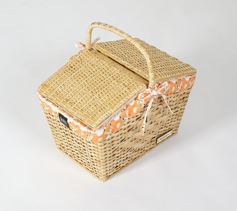 "Natural Basket  ""Foxy Lady"""
