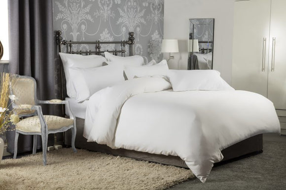 1200 Thread Count Duvet Covers and Pillowcases By Belledorm - Total Linen
