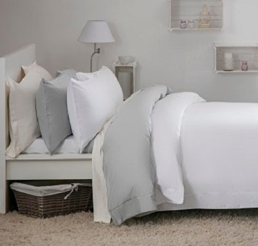 200 Thread Count Egyptian Cotton Duvet Covers By Belledorm - Total Linen