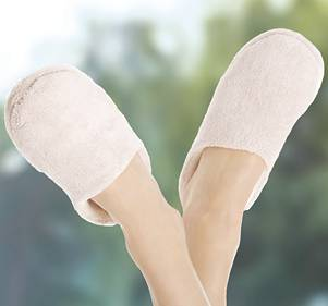 Bath Slippers, Hotel Slippers, Spa Slippers - Total Linen