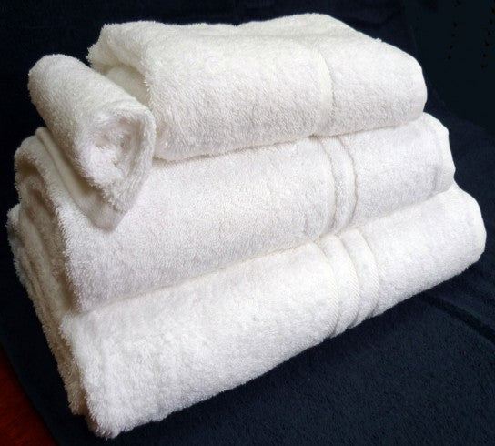 White Towels - Total Linen
