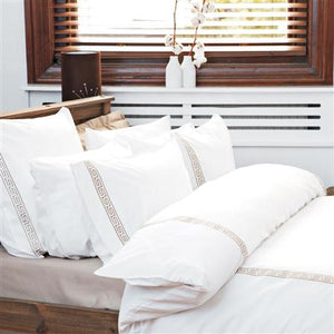 Oslo Pure Cotton Duvet Set - Total Linen