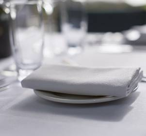 Short Term Table Linen Hire - Circular Tablecloths - Total Linen