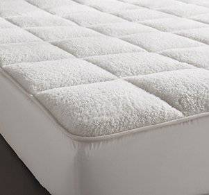 Hampton Plush (or lush!) Mattress Topper - Total Linen