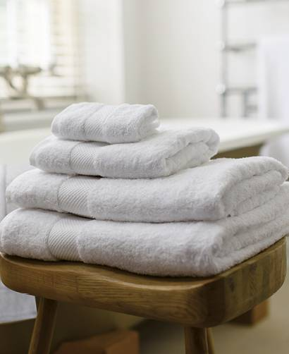 Aurora Eco Towels & Bath Mat 560gsm - Total Linen