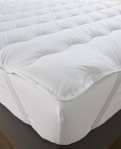 Woburn Quilted Mattress Topper - Total Linen