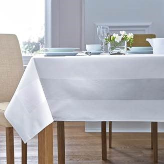 Superior Restaurant Quality: Satin Band Table Linen - Total Linen