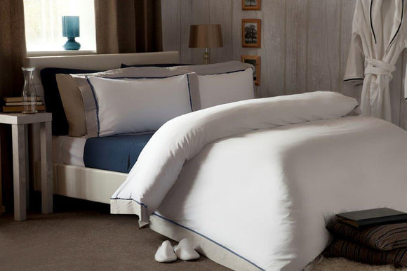 Chelsea Pure Cotton Duvet Set - Total Linen