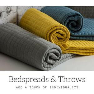 Accessories, Bedspreads & Throws