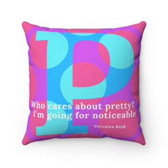 Pretty Polka Dots - pillow