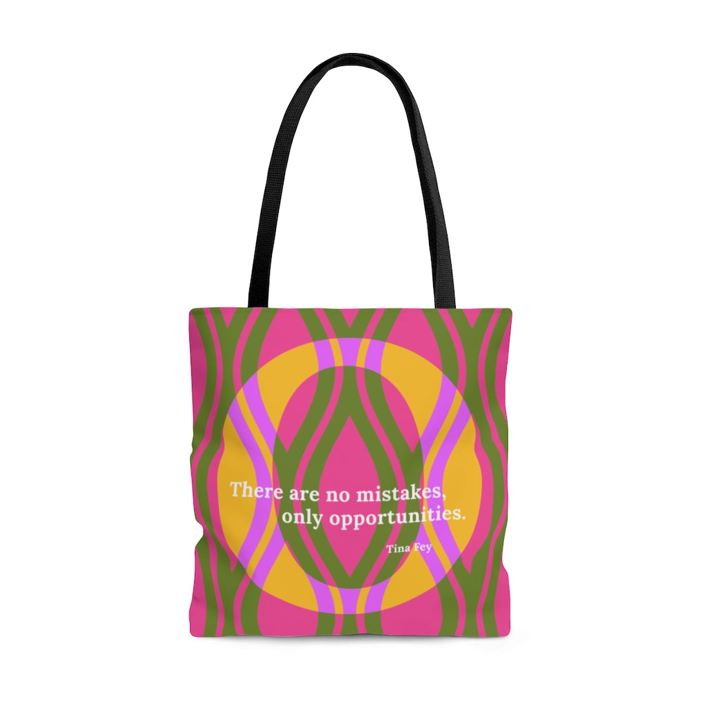Ogee Opportunities - tote bag