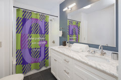 Gingham Gratification - shower curtains