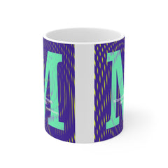 Moire Magic - mug