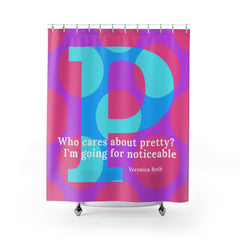 Pretty Polka Dots - shower curtains