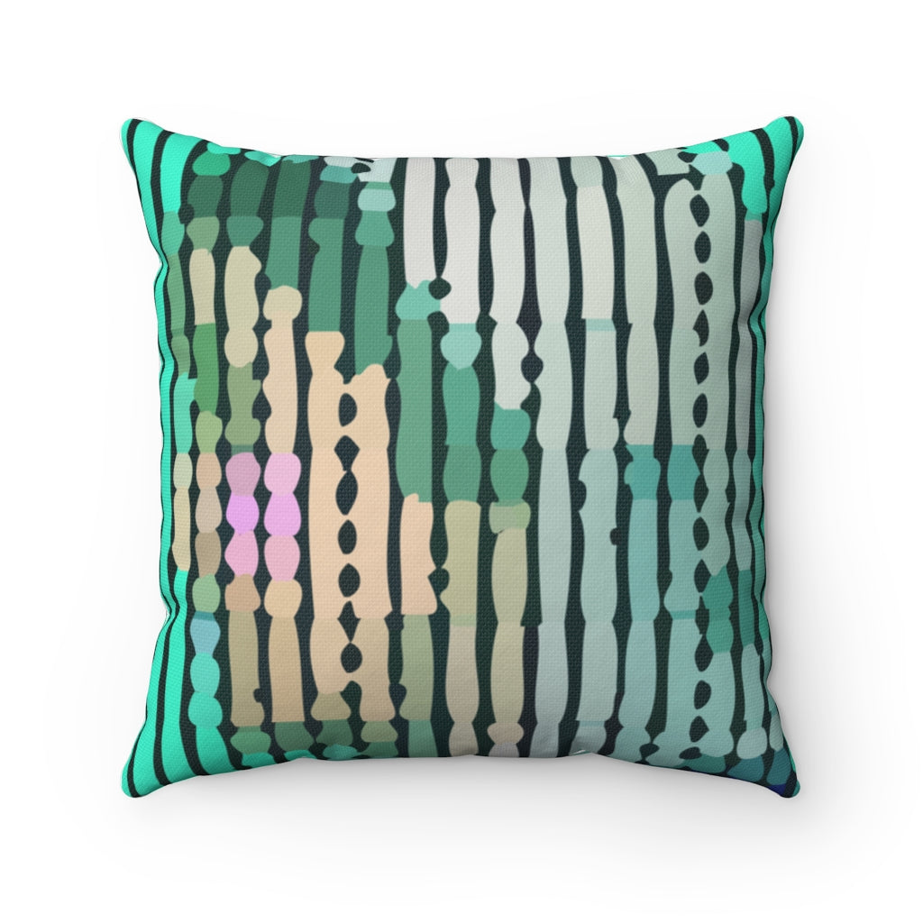 Exceptional Women - Anna - Whistler's Mother - Square Pillow