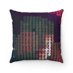 Exceptional Women - Red Hat - Square Pillow