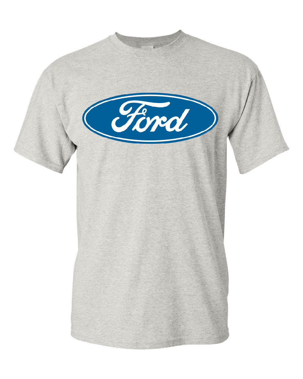 licensed ford logo t shirt truck mustang f150 muscle car. Black Bedroom Furniture Sets. Home Design Ideas