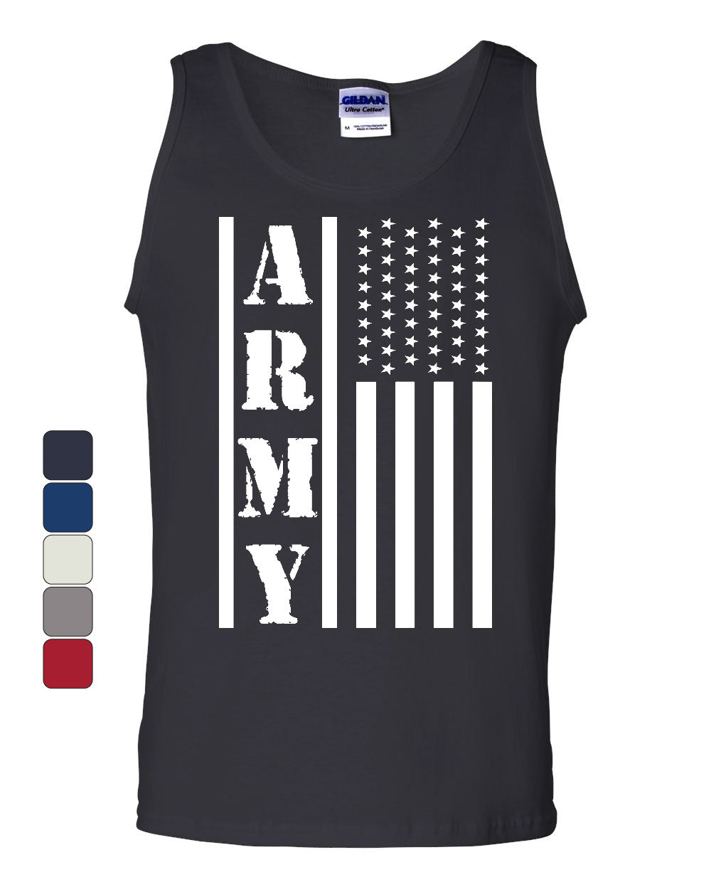 Army Flag Military Youth T-Shirt Patriot Veteran Stars /& Stripes Honor Kids Tee