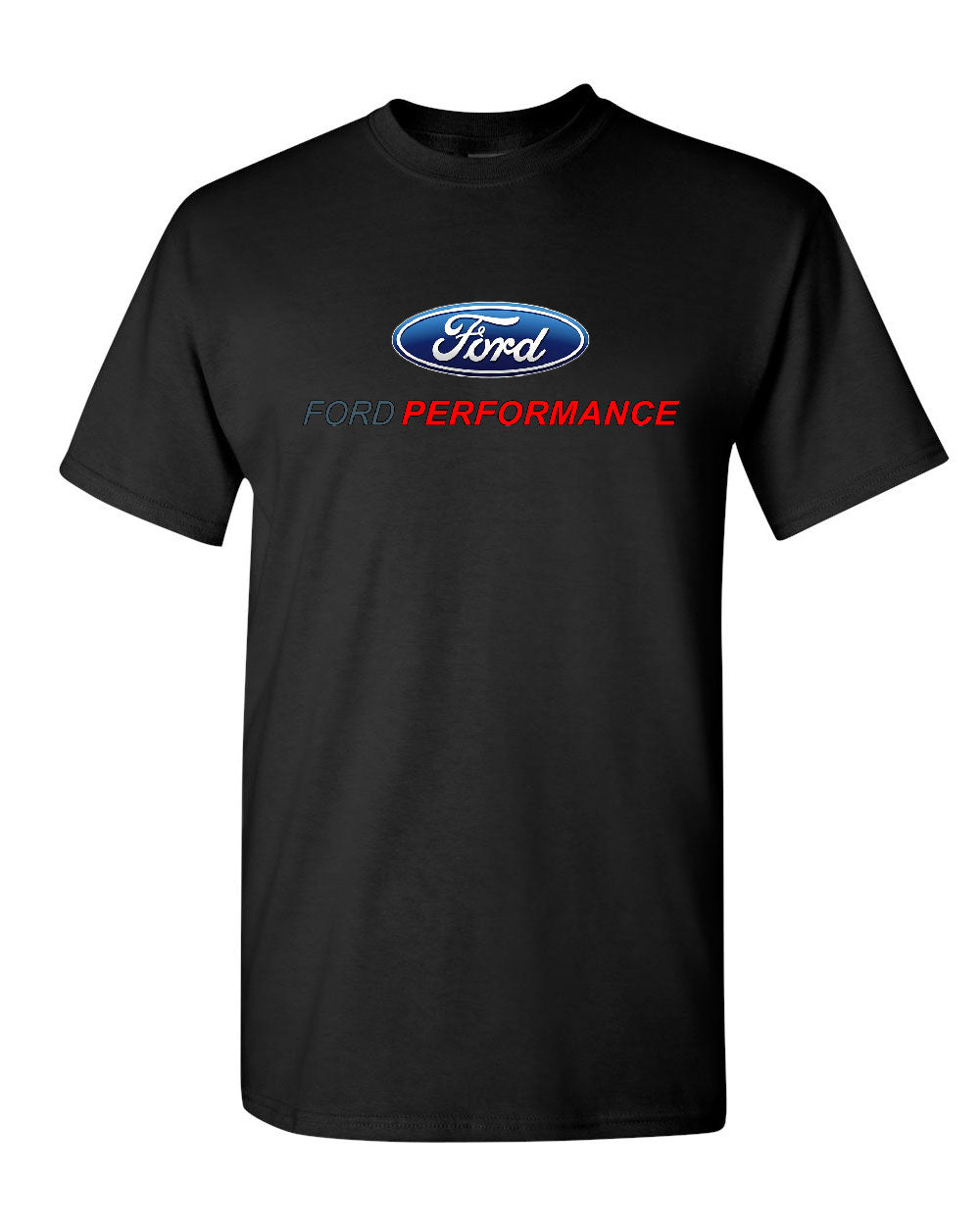 Ford Performance T Shirt Ford Mustang Gt St Racing Tee