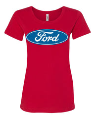 Licensed Ford Logo T-Shirt Truck Mustang F150 Muscle Car Tee Shirt - Tee Hunt - 3