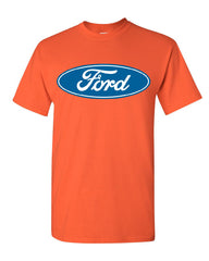 Licensed Ford Logo T-Shirt Truck Mustang F150 Muscle Car Tee Shirt - Tee Hunt - 10