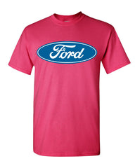Licensed Ford Logo T-Shirt Truck Mustang F150 Muscle Car Tee Shirt - Tee Hunt - 14