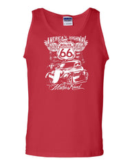 Route 66 America's Highway Tank Top The Mother Road Muscle Shirt - Tee Hunt - 5