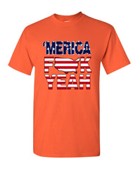 AMERICA F*CK YEAH T-Shirt  4th Of July Patriotic Tee Shirt - Tee Hunt - 10