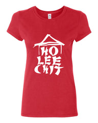 Ho Lee Chit Funny Cotton T-Shirt Chinese Character Parody - Tee Hunt - 3