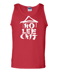 Ho Lee Chit Funny Tank Top Chinese Character Parody Muscle Shirt