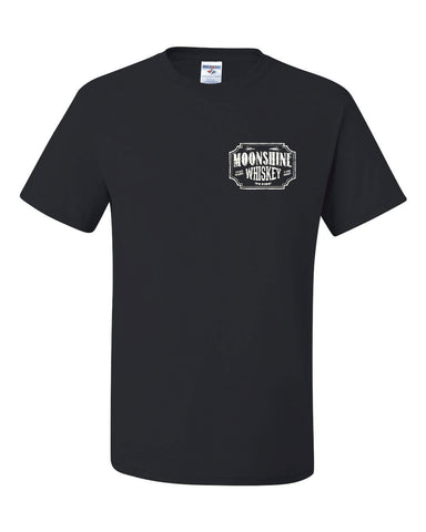 Moonshine Tennessee Whiskey T-Shirt Smoky Mountain Tee Shirt - Tee Hunt - 1