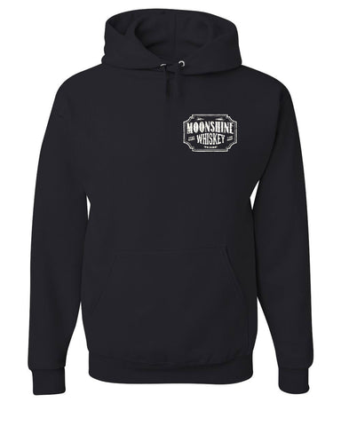 Moonshine Tennessee Whiskey Hoodie Smoky Mountain Sweatshirt - Tee Hunt - 1