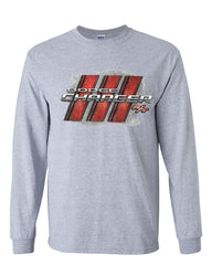 Dodge Charger R/T Long Sleeve T-Shirt American Muscle Car Tee