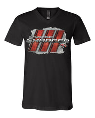 Dodge Charger R/T V-Neck T-Shirt American Muscle Car