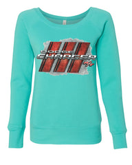 Dodge Charger R/T Women's Sweatshirt American Muscle Car
