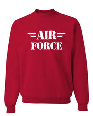 Air Force Sweatshirt Military Veteran POW MIA Air Force Mom Sweater