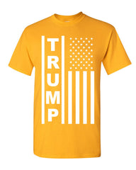 Trump Flag MAGA Republican T-Shirt Donald Trump Republican Political