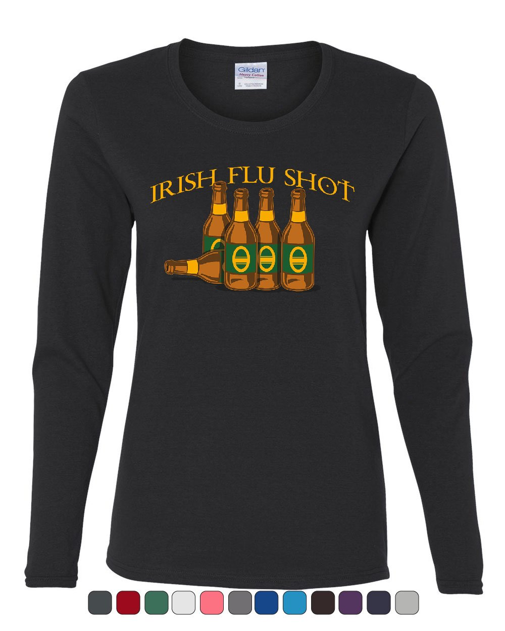 cf1274cf St Patricks Day Funny Womens Shirts | Saddha