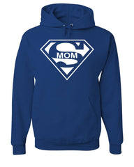 Super Mom Funny Hoodie Superhero Parody Mother's Day Sweatshirt - Tee Hunt - 6
