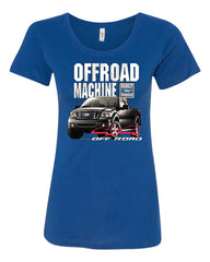 Licensed Ford F-150 T-Shirt Offroad Machine Built Ford Tough Tee Shirt - Tee Hunt - 4