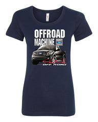 Licensed Ford F-150 T-Shirt Offroad Machine Built Ford Tough Tee Shirt - Tee Hunt - 5