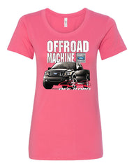 Licensed Ford F-150 T-Shirt Offroad Machine Built Ford Tough Tee Shirt - Tee Hunt - 6