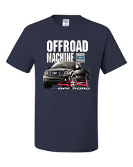 Licensed Ford F-150 T-Shirt Offroad Machine Built Ford Tough Tee Shirt - Tee Hunt - 7