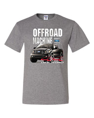 Licensed Ford F-150 T-Shirt Offroad Machine Built Ford Tough Tee Shirt - Tee Hunt - 11