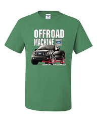 Licensed Ford F-150 T-Shirt Offroad Machine Built Ford Tough Tee Shirt - Tee Hunt - 8