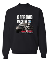 Licensed Ford F-150 Sweatshirt Offroad Machine Built Ford Tough - Tee Hunt - 2