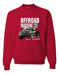 Licensed Ford F-150 Sweatshirt Offroad Machine Built Ford Tough - Tee Hunt - 4